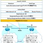 【図解/OSPF】neighbor(ネイバー)確立(2way)の条件