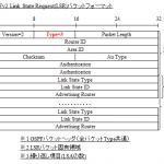 【OSPF】LSRパケットのフォーマットと詳細