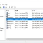 【図解/AD】初心者向けDNSのSRVレコードの仕組みと使い方~優先順位と重さ,フォーマット~