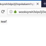 【ダークウェブ構築】EC2のUbuntuでtor Hidden Service (.onion) サイトを構築する